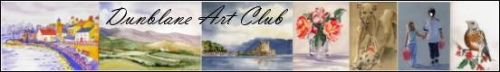 dunblane art club logo