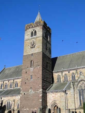 Dunblane Cathedral Tower