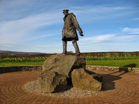 David Stirling monument