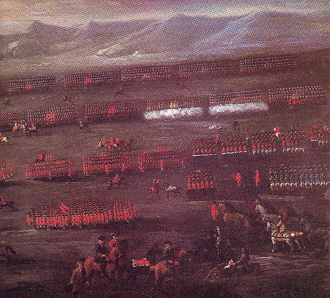 Sheriffmuir battle image