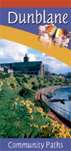 Dunblane community paths leaflet