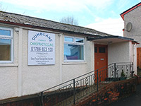 Chiropractic clinic image