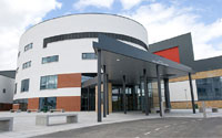 Forth Valley Hospital image