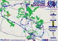 Stirling Marathon comes to Dunblane in October