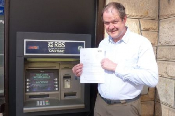 Community Council combats ATM Fraud