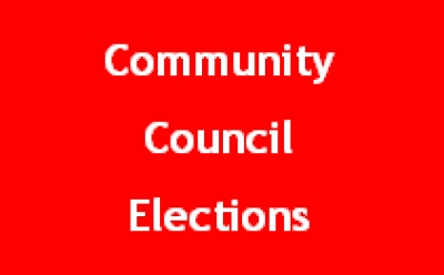 We have a Community Council : Here are the new members
