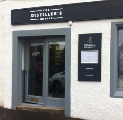 The Distiller's Choice opens in High St