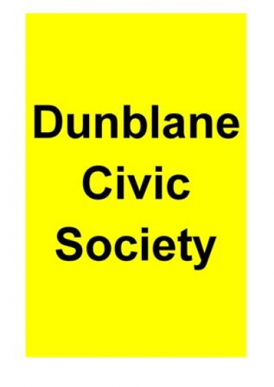 Dunblane Civic Society : Programme of meetings for 2016/17