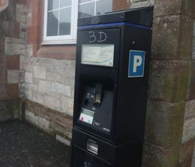 More parking bays as Dunblane parking changes to be 'phased in'