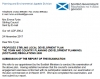 LDP Review : No More Housing Sites in Dunblane