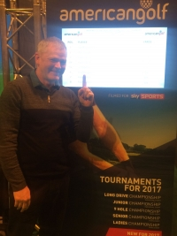 Dunblane Golfer One Drive Away from World Championships