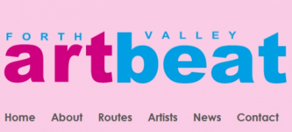 Forth Valley artbeat from 9 to 17 June 2018