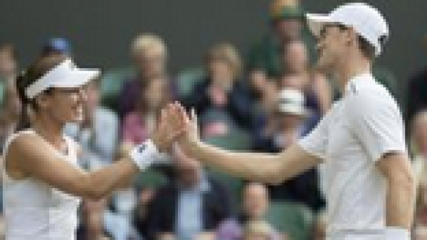 Congratulations to Jamie Murray : Wimbledon Champion once again