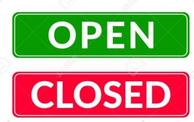 What's Open & What's Closed