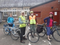 Dunblane by Cycle : e-bike Day on 12 October
