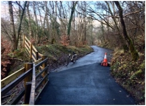 Glen Road Works Update - survey now closed