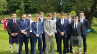 Dunblane youngsters receive gold Duke of Edinburgh awards