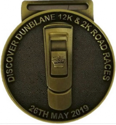 Dunblane Road Race on 26 May