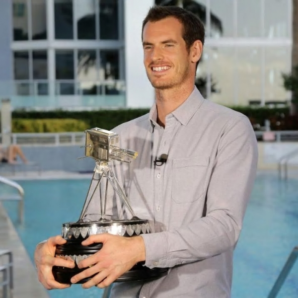 Andy wins SPOTY for record 3rd time