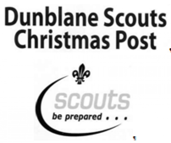 Dunblane Scouts Christmas Post