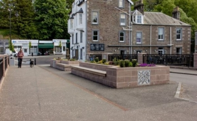 Dunblane project wins National Rail Award