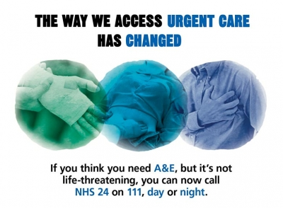 New Approach to A&E