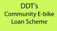 DDT will soon have 5 eBikes to lend